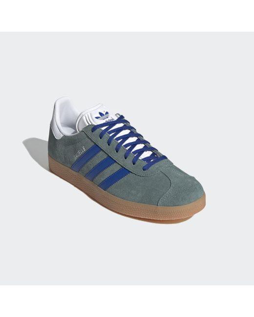 Adidas Gazelle Schoenen in het Blue