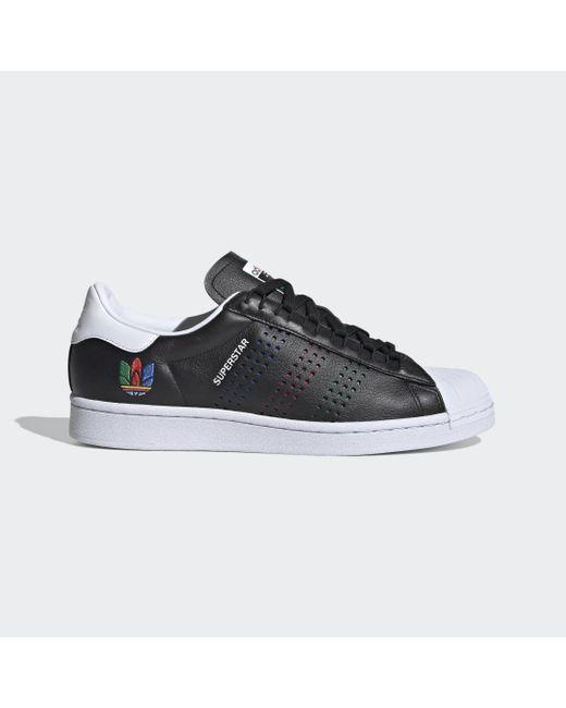 Adidas Multicolor Superstar Schuh