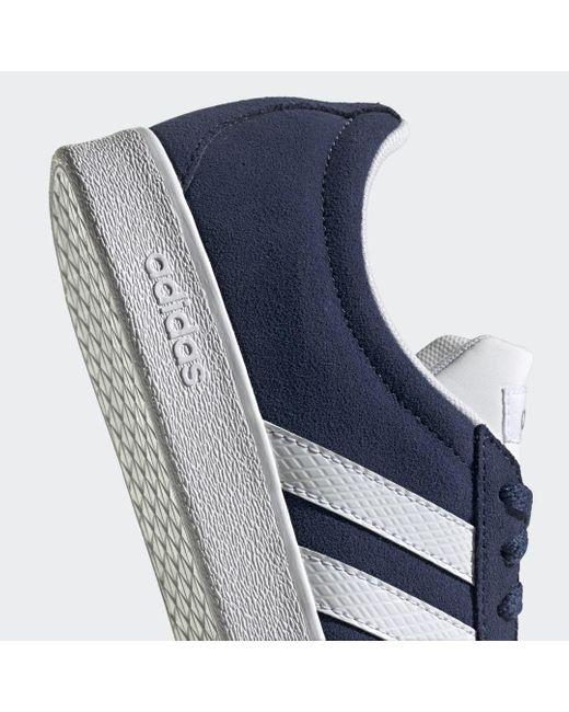 Adidas Blue VL Court Schuh