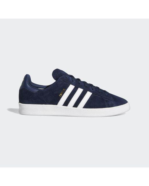 Chaussure Campus ADV Adidas en coloris Blue