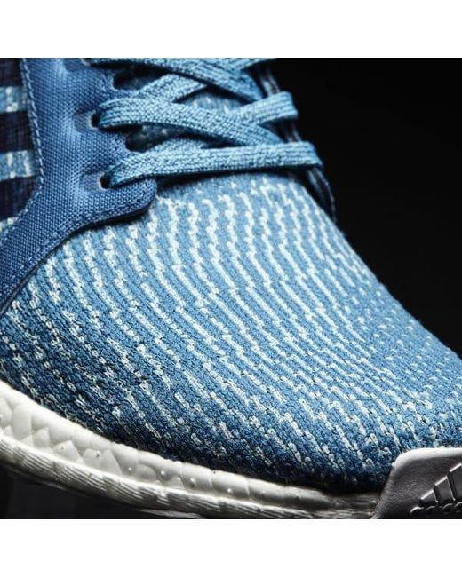 8d7b9973283 Lyst - adidas Ultraboost X Parley Shoes in Blue for Men - Save 40%