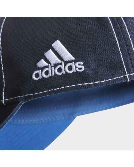 ... Adidas - Blue Jets Adjustable Slouch Dobby Hat for Men - Lyst ... b4db1651a4c6