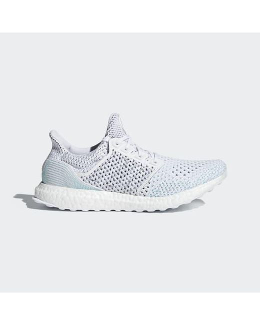 560adddc34bfc Adidas - White Ultraboost Parley Ltd Shoes for Men - Lyst ...