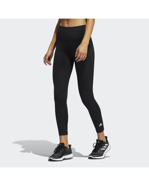 Adidas Black Believe This Primeblue 7/8 Tights