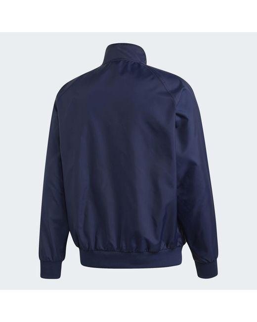 adidas AIS Daybreaker Herren Sweatshirt, blauschwarz