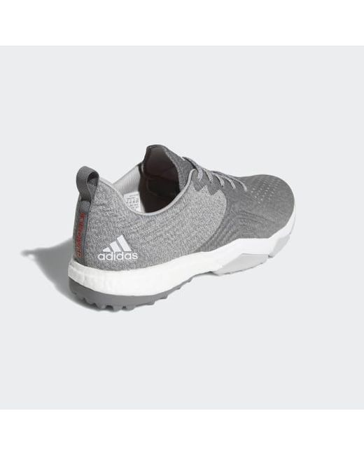 huge discount c9259 20cf6 ... Adidas - Gray Adipower 4orged S Wide Shoes for Men - Lyst ...