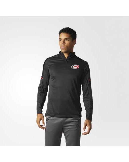 Adidas - Black Hurricanes Authentic Pro Jacket for Men - Lyst