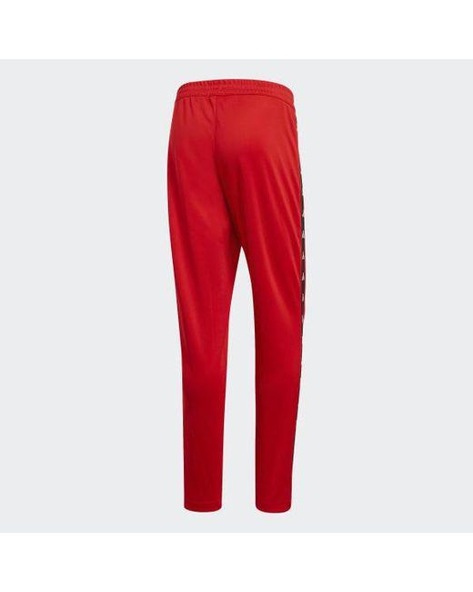 de9f0034dc Men's Red Tan Tape Clubhouse Pants