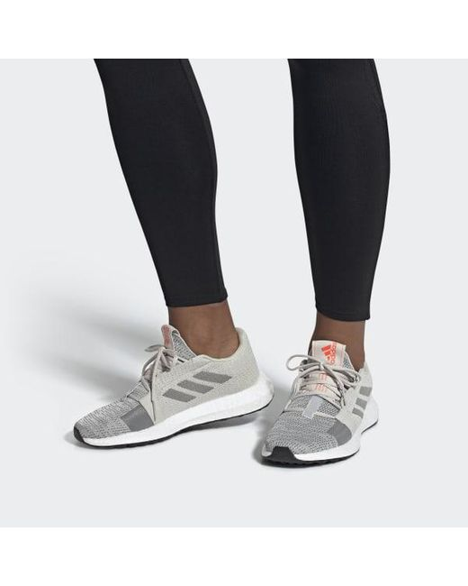 adidas Senseboost Go Shoes Black   adidas US