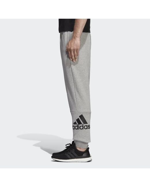 adidas Must Haves French Terry Badge of Sport Pants Black