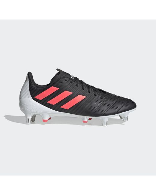 Chaussure Predator Malice Control Terrain gras Adidas en coloris Black