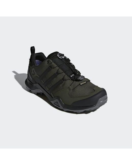 01c23099b47e Lyst - adidas Terrex Swift R2 Gtx Shoes in Green for Men - Save 15%