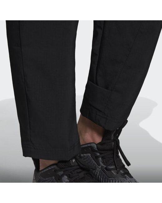 Men's Black Athletics Pack 78 Woven Pants