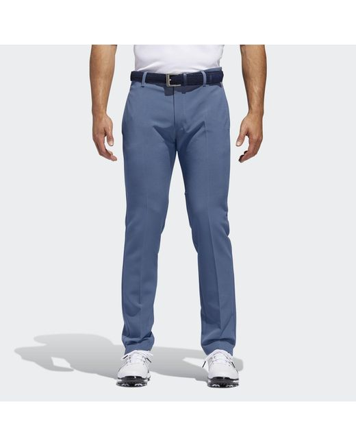 9006fe344 Adidas - Blue Ultimate 365 3-stripes Tapered Trousers for Men - Lyst ...