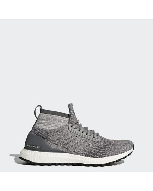 41b8114f91021 Lyst - adidas Ultraboost All Terrain Shoes in Gray for Men - Save 25%