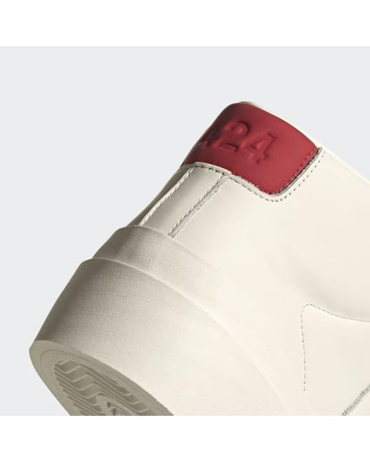 adidas 424 Pro Model Shoes in White Lyst