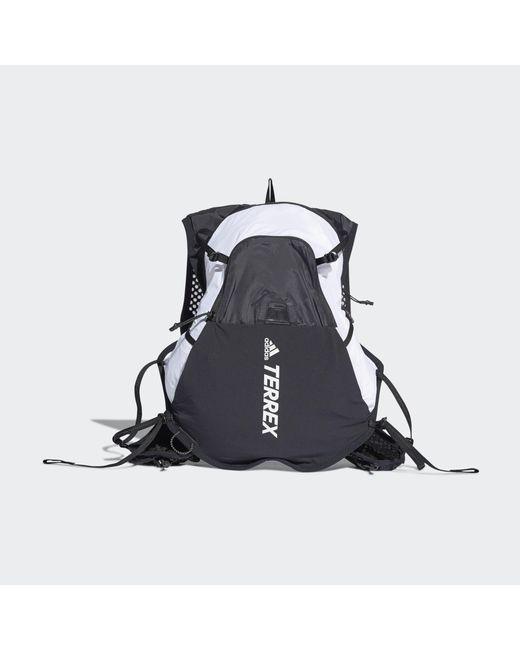 Women's Black Terrex Agravic Backpack Large