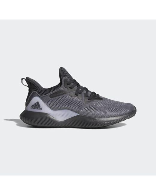 8f74f6c56d24b Adidas - Gray Alphabounce Beyond Shoes - Lyst ...