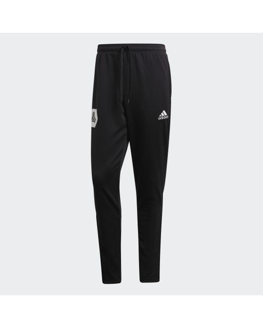 Pantalón TAN Training Adidas de hombre de color Black