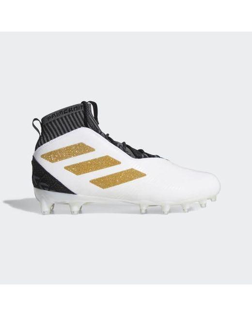 f4b091652 Adidas - White Freak Ultra Cleats for Men - Lyst ...