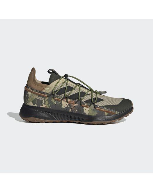 Chaussure de voyage Terrex Voyager 21 Adidas pour homme en coloris Green