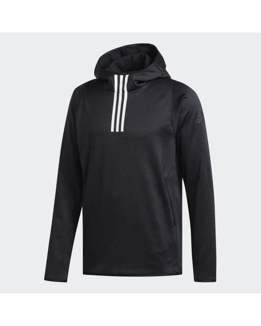 adidas hoodie stripes