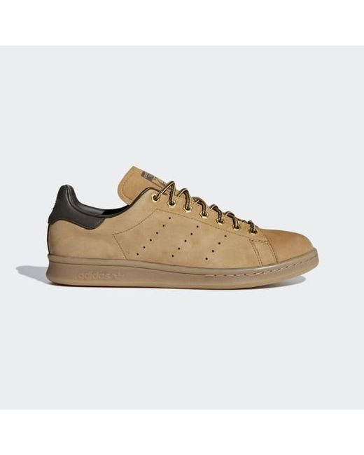 the best attitude 25e69 2469f Women's Brown Stan Smith Wp Shoes
