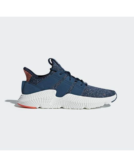 40bb483f7db Adidas - Blue Prophere Shoes - Lyst ...