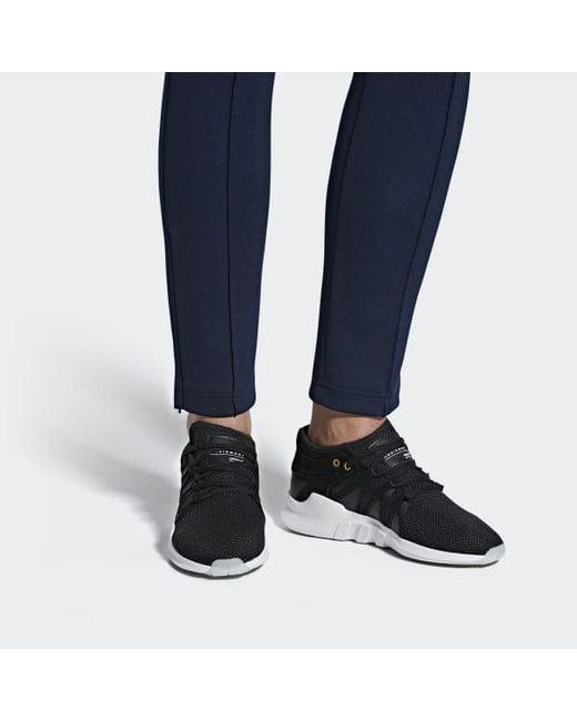 best service a5d8f 4212e Adidas - Black Eqt Adv Racing Shoes for Men - Lyst . ...