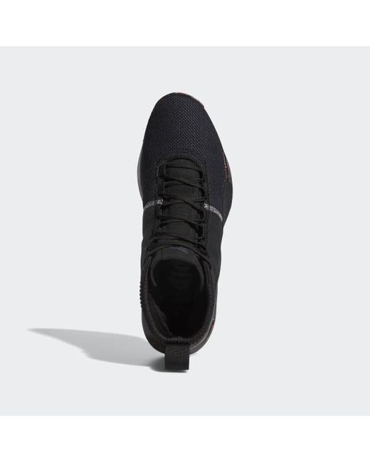 online store 9b59a aa2c6 ... Adidas - Black Dame 5 Shoes for Men - Lyst ...