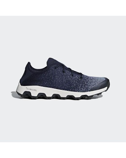 Adidas - Blue Terrex Climacool Voyager Parley Shoes for Men - Lyst ...