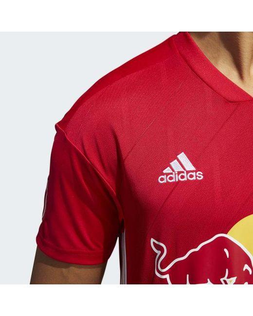 best website 73800 fa5ad Men's New York Red Bulls Away Replica Jersey
