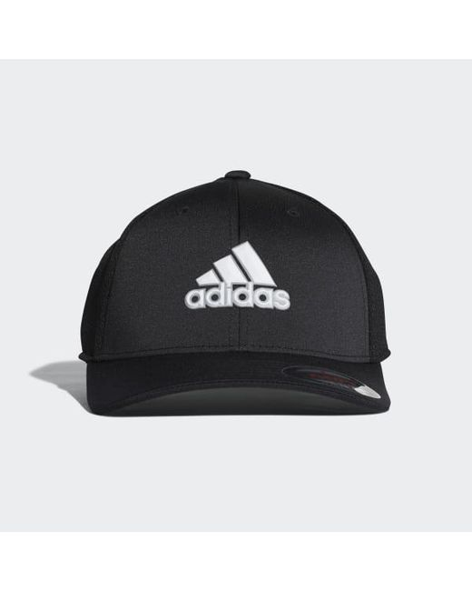 Adidas - Black Climacool Tour Cap for Men - Lyst ... f00956f4029f