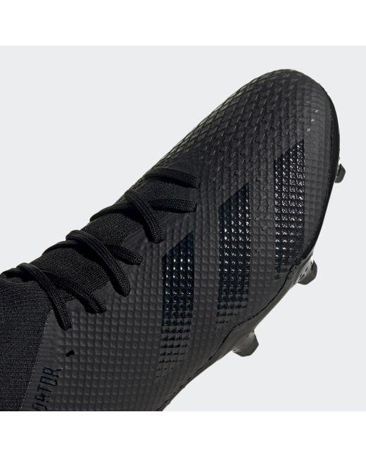 Adidas Black Predator 20.3 FG Fußballschuh