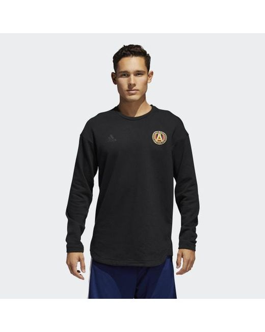 Adidas - Black Atlanta United Fc Tango Futures Sweat Jersey for Men - Lyst