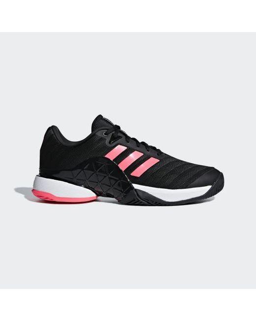 best service 49ecb 421c0 Adidas - Black Barricade 2018 Shoes - Lyst ...