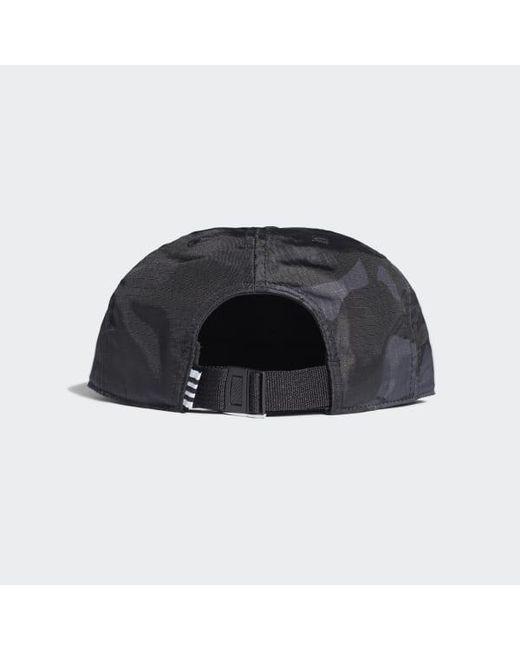 ed24276c6 Men's Black Street Camo Grandad Hat