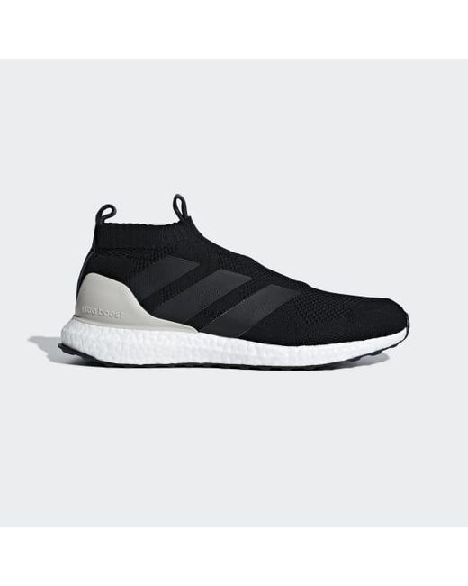 hot sale online 3b6f2 bc2be Adidas - Black A 16+ Ultraboost Shoes for Men - Lyst ...