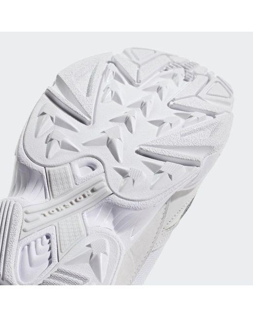 Adidas Falcon Schoenen in het White
