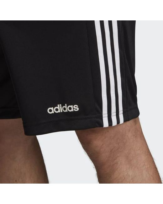 sale retailer buying now outlet store adidas Design 2 Move Climacool 3-stripes Shorts in Black for ...