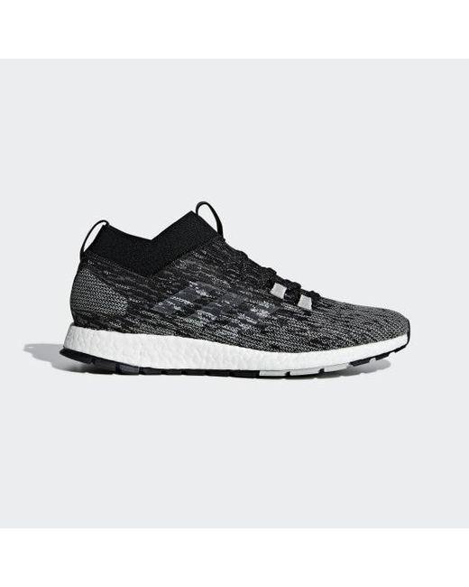 f1901edd7 Adidas - Black Pureboost Rbl Ltd Shoes for Men - Lyst ...