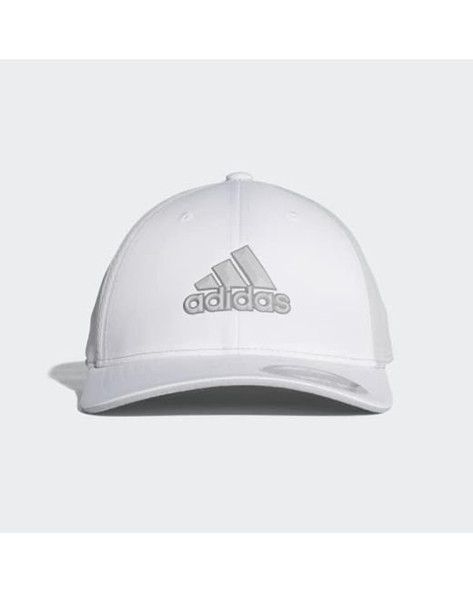 Adidas - White Climacool Tour Cap for Men - Lyst ... eee1b9c0fdc7