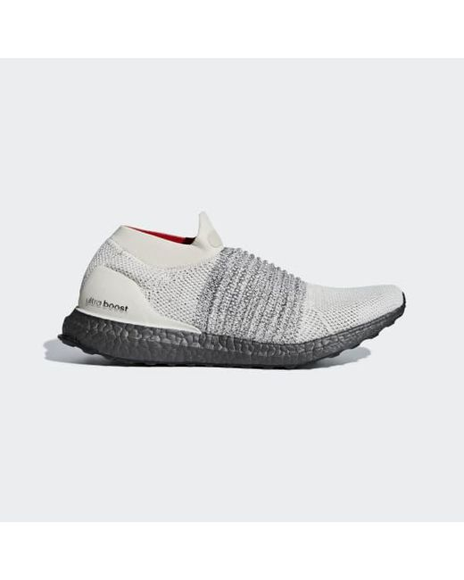 timeless design 2daa9 e62f5 Adidas - Natural Ultraboost Laceless Shoes - Lyst ...