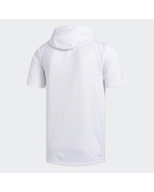 adidas polo hoodie