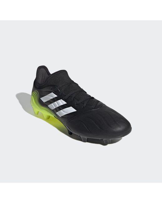Adidas Copa Sense.3 Firm Ground Voetbalschoenen in het Black
