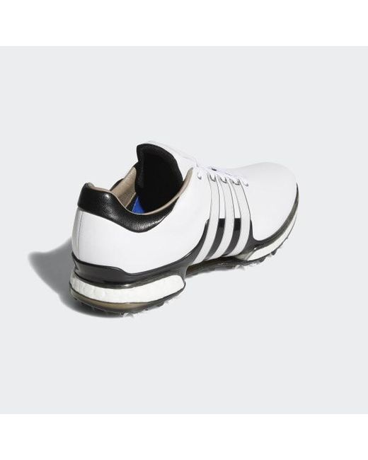 Lyst - adidas Tour 360 2.0 Wide Shoes in White for Men - Save 23% 875d61e79