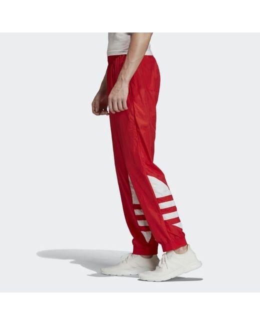 adidas red pant