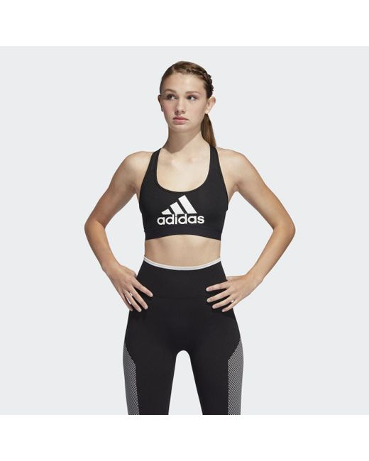 Adidas Black Don't Rest Badge of Sport Sport-BH