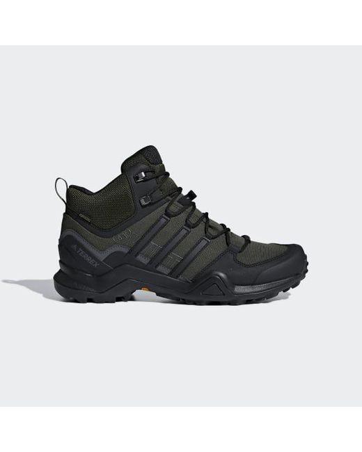 2b998044af3e adidas outdoor terrex swift r2 mid gtx hiking shoe mens fashion ...