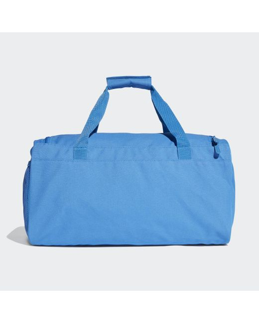 Adidas Blue Linear Core Duffelbag S